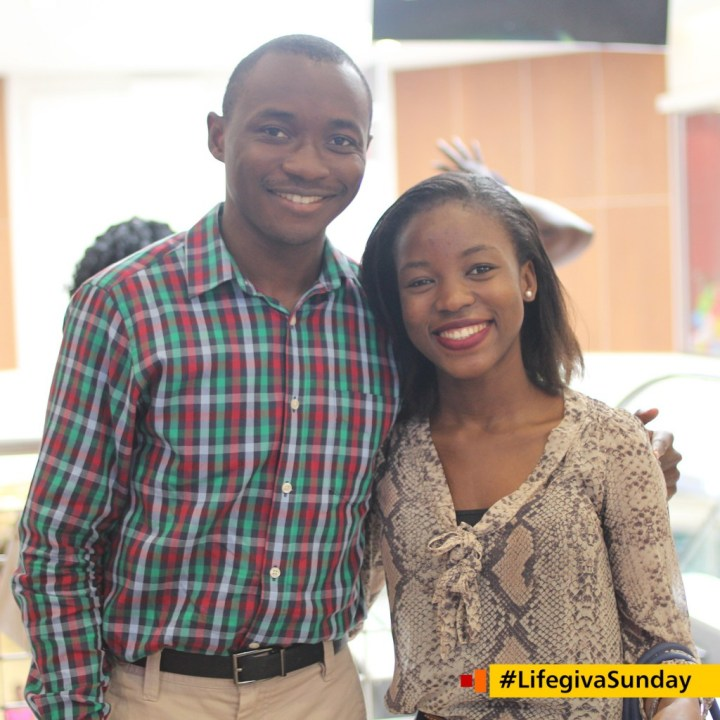 Femi Taiwo & Tolulope Kumuyi: Love God! Love People! God showed how much he loved us by sending his one and only Son into the world so that we might have eternal life through him. This is real love--not that we loved God, but that he loved us and sent his Son as a sacrifice to take away our sins. Dear friends, since God loved us that much, we surely ought to love each other. #LifegivaSunday