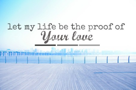 The Proof Of Your Love 2