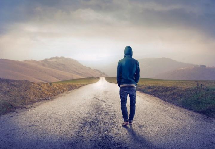 lonely-man-walking-road
