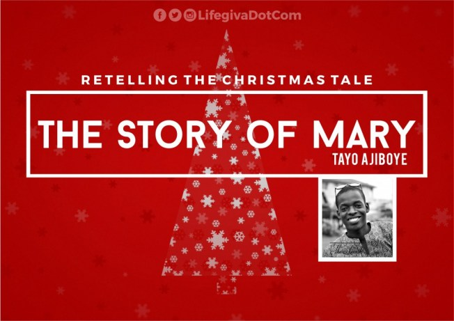 The Story of Mary - Tayo Ajiboye
