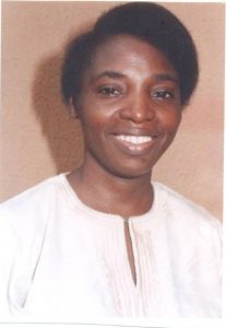 Janet Omotoke Alli-Johnson (Nee Fayemi)
