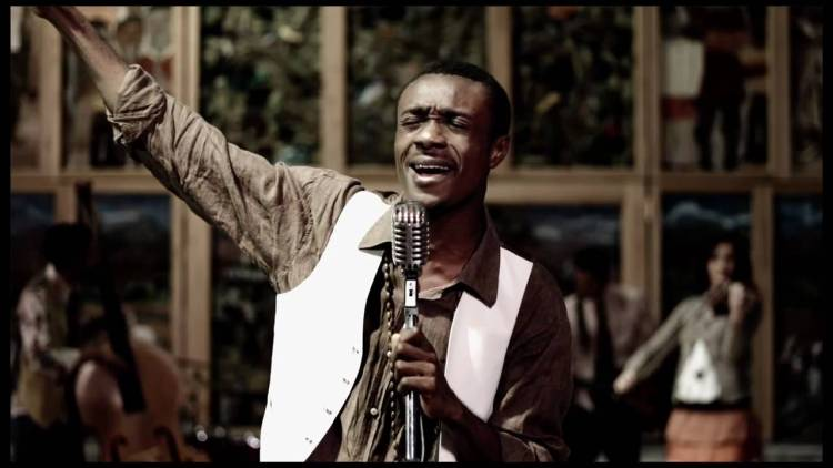 Nathaniel Bassey in Worship