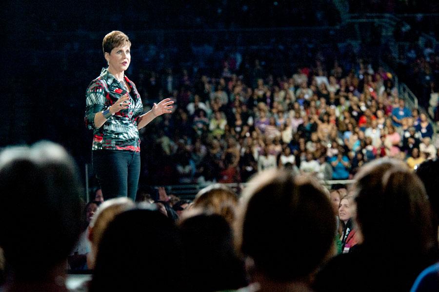 Joyce Meyer: The Forgiven Forgiver - LifeGiva