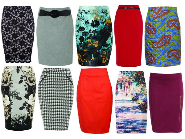 STYLE GOES TO CHURCH: HOW TO WEAR A PENCIL SKIRT TO CHURCH