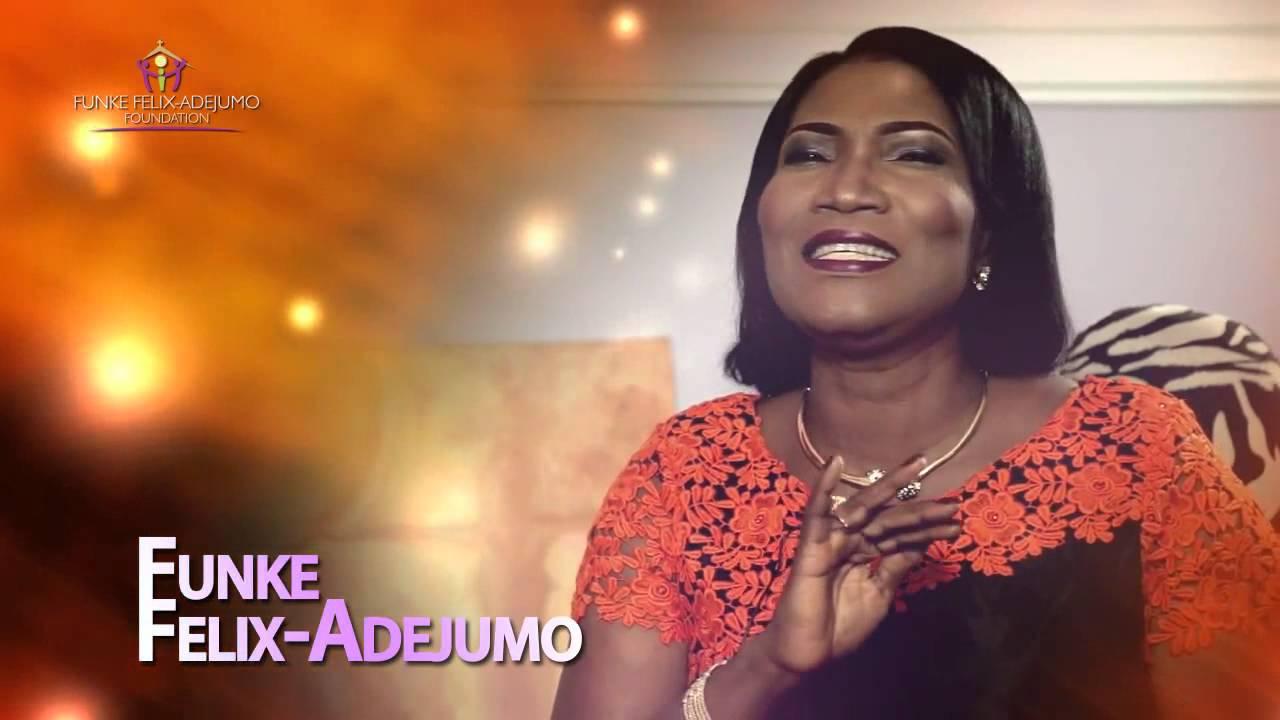 What Is Being A Woman - Rev. Funke Felix Adejumo