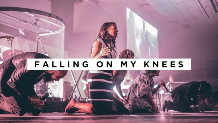 Song Review: Falling on my knees - William McDowell