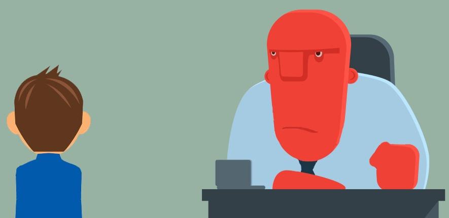 Dealing With An Unpleasant Boss