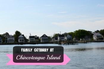Family Getaway at Chincoteague