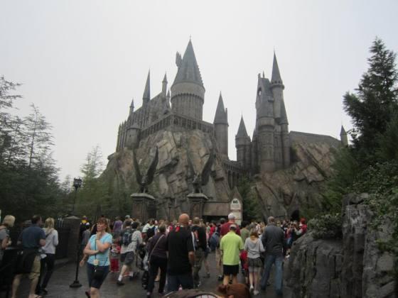 Hogwarts at 9:30am
