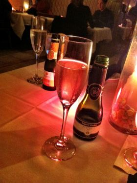 Date Night with Champagne