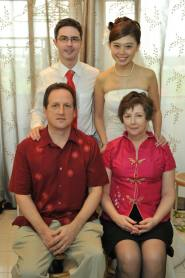 Family Portrait In laws