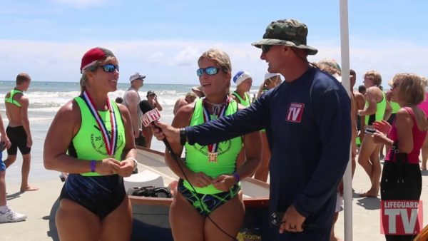 USLA Lifeguard Championships Daytona 2017