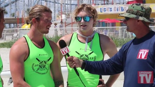 USLA 2017 - One on One with Lifeguard Competitors (Part 2)