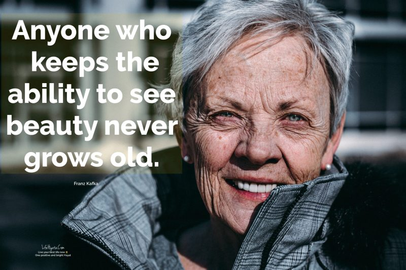 beautiful ageing quotes 2