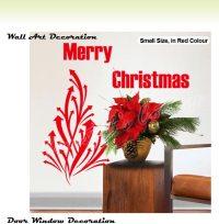 Morden Style Arrow Christmas Tree Shop WindowS Wall Art ...