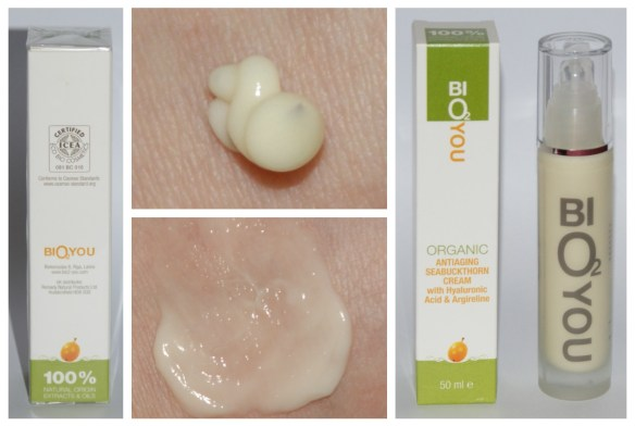 Bio2You Organic Anti-Ageing Seabuckthorn Cream