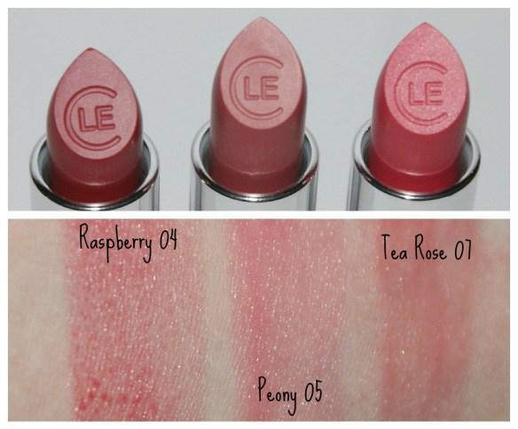 Liz Earle Lipsticks