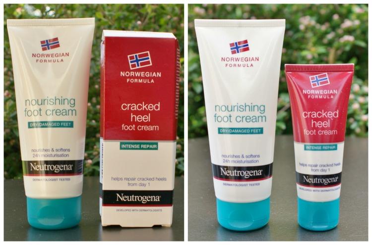 neutrogena foot cream review