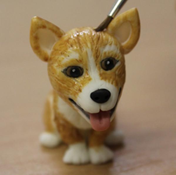 renshaws fondant dog