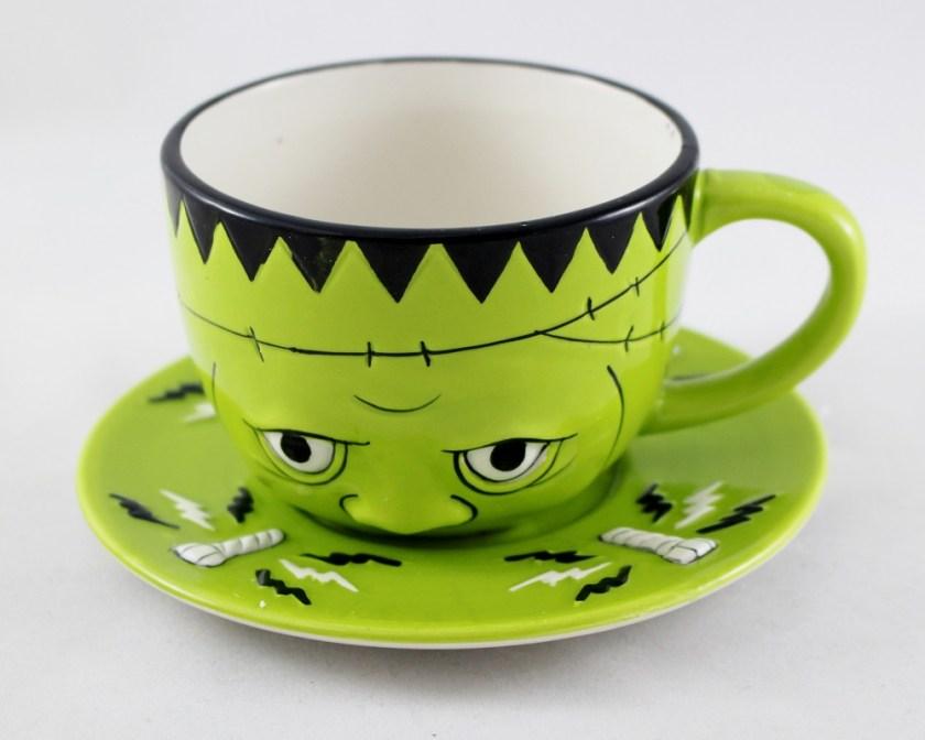 SOURPUSS MONSTER TEA SET