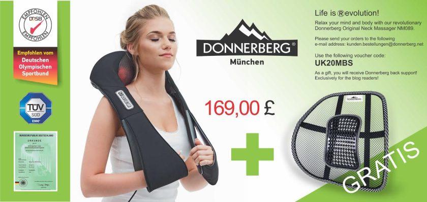 Donnerberg Massager Discount