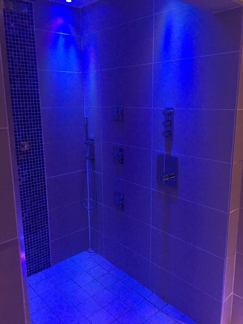 Bank House Hotel & Spa Worcester Spa Thermal Showers