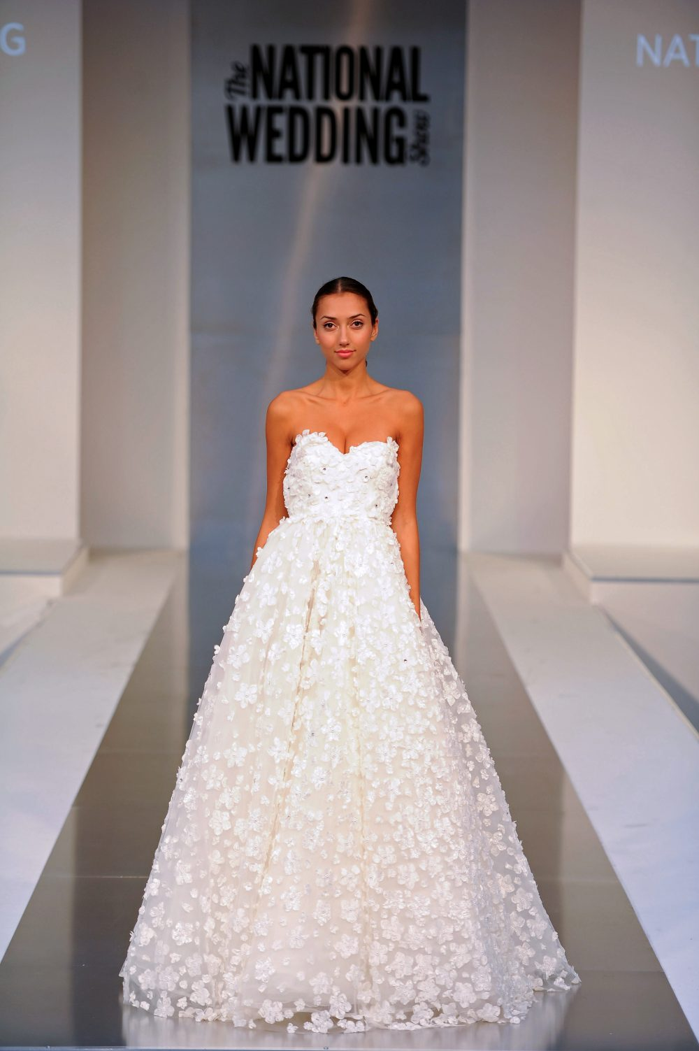 Win Wedding Dress 79 Cute The National Wedding Show