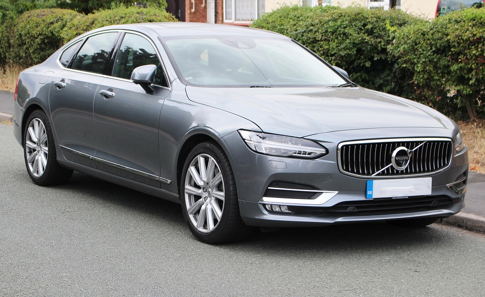 A Weekend Driving a Volvo S90