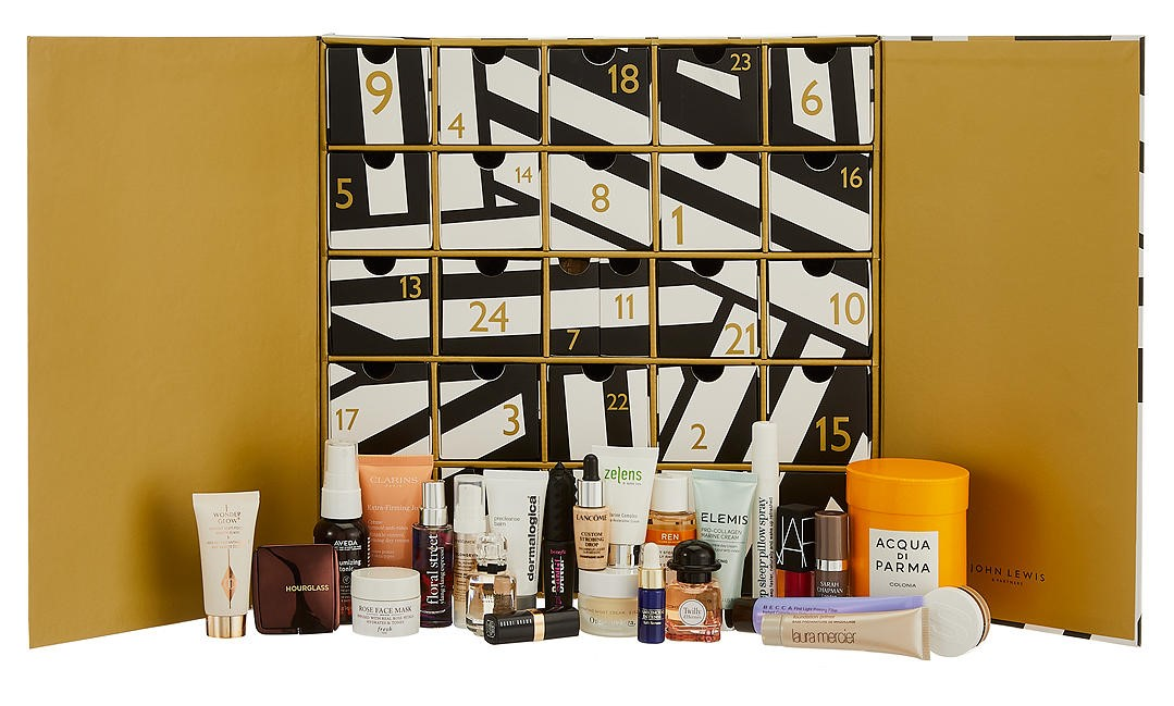 John Lewis and Partners Beauty Advent Calendar