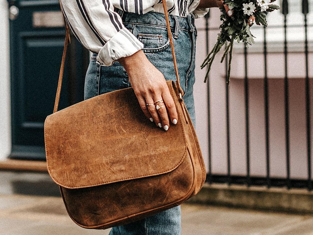 Scaramanga Ella Saddle Bag