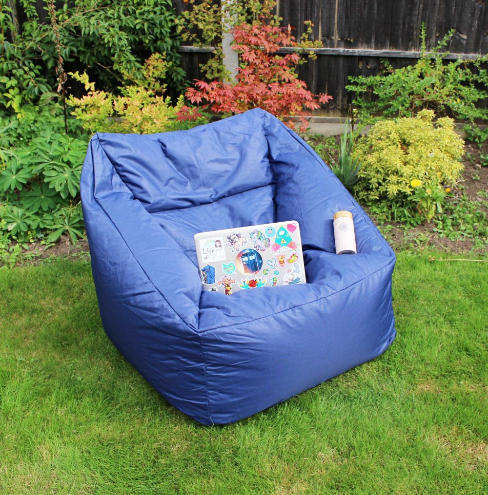 Icon Indoor Amp Outdoor Lounge Chair Bean Bag Review Life
