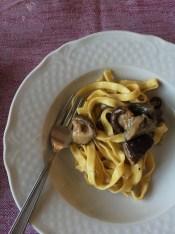mushroom-truffle-pasta
