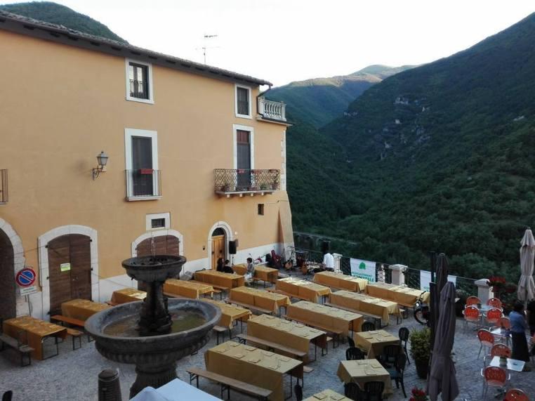 Ristorante Il Torchio - Pettorano sul Gizio