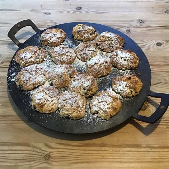 Mincemeat & Marzipan Cookies