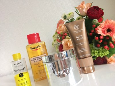 My Favourite Utilitarian Body Products