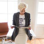 Autumn Office Outfits vol 3: An Oversized Blazer