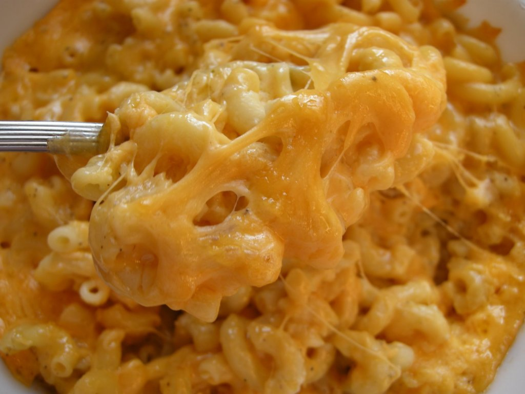 Mom's Macaroni and Cheese Recipe