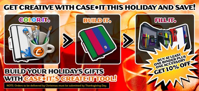 Customize It at Case It!