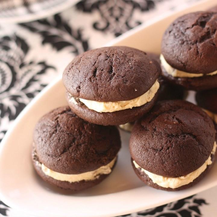 Mom's Recipes - Chocolate Whoopie Pies