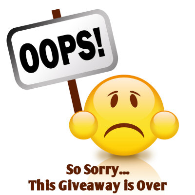 oops-giveaway over