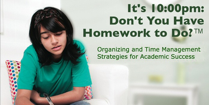 It's 10PM: Don't You Have Homework To Do?