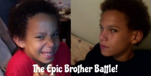 Epic Brother Battle