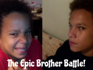 The Epic Brother Battle Caught on Tape - Life in a House of Testosterone