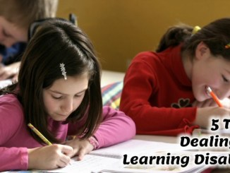 tips for dealing with learning disabilities