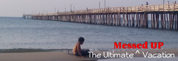 The Ultimate MESSED UP Vacation - Life in a House of Testosterone