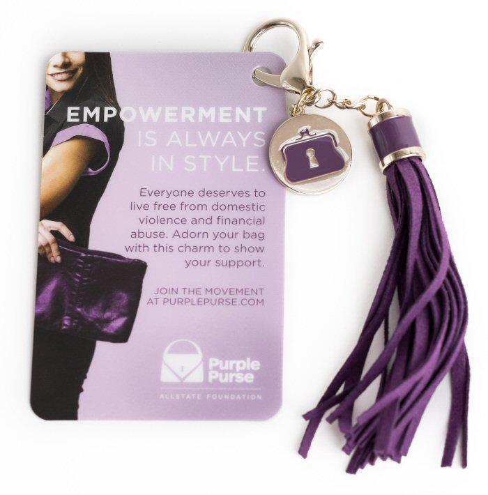 Gladiators Against Domestic Violence – Purple Purse Challenge