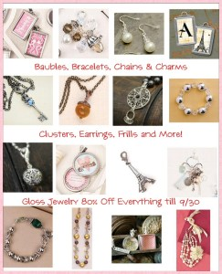 Gloss Jewelry 80% Off Everything Thru 9/30