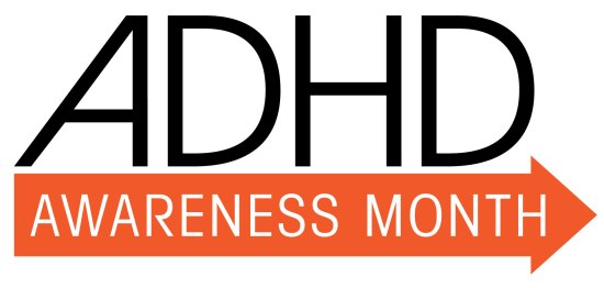 October is ADHD Awareness Month