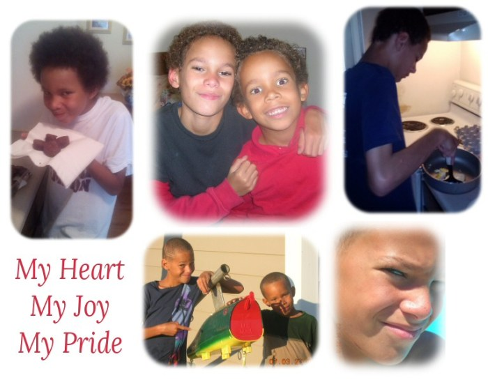 My Heart, My Joy, My Pride - My Ocean of Parenthood