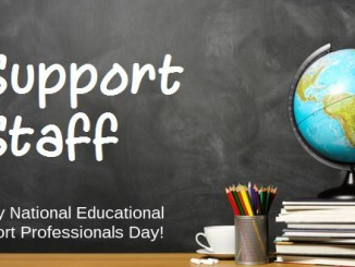 National Educational Support Professionals Day